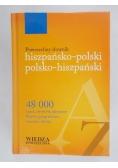 Powszechny słownik hiszpańsko-polski polsko-hiszpański