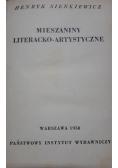 Mieszaniny Literacko - Artystyczne , 1950 r.