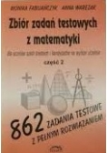 Zbiór zadań testowych z matematyki, Cz. II