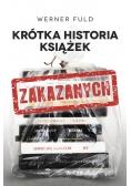 Krótka historia książek zakazanych
