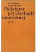 Podstawy psychologii konkretnej