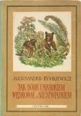 Jak bóbr ukradkiem wędrował z niedźwiadkiem