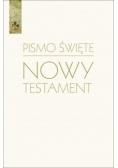 Pismo Święte Nowy Testament biały