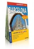 Comfort!map Barcelona midi 1:20 000 plan miasta