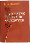 Edytorstwo publikacji naukowych