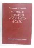 Słownik lekarski angielsko-polski