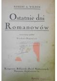 Ostatnie dni Romanowów, 1925 r.