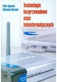 Technologie bezprzewodowe sieci teleinformat.