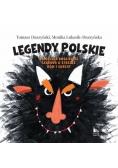 Legendy Polskie - O strzale, Diabelska kręgielnia.