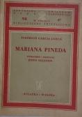 Mariana Pineda, 1950r.