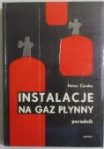 Instalacje na gaz płynny