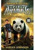 SPIRIT ANIMALS: Upadek Bestii Powrót tom 3