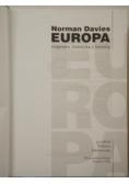 Europa rozprawa historyka z historią