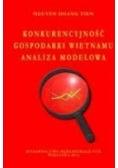Konkurencyjność gospodarki Wietnamu . Analiza modelowa