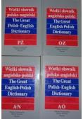 Wielki słownik polsko-angielski