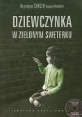 Dziewczynka w zielonym sweterku