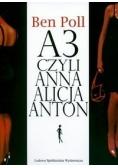 A3 czyli Anna Alicja Anton