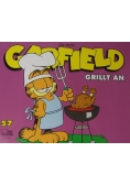 Garfield grill an