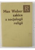 Szkice z socjologii religii