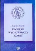 Program wychowawczy szkoły