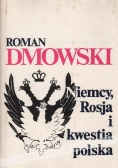 Niemcy, Rosja i kwestia polska