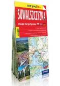 Suwalszczyzna mapa turystyczna