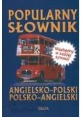 Popularny słownik angielsko- polski/ polsko- angielski