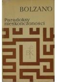 Paradoksy nieskończoności