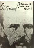 Dziennik pisarza tom 1