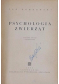 Psychologia zwierząt, 1950 r.