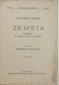 Zemsta, 1928 r.