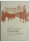 Wolne Miasto Gdańsk a Liga Narodów