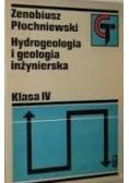 Hydrogeologia i geologia inżynierska, klasa IV