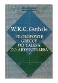Filozofowie greccy od Talesa do Arystotelesa