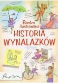 Bardzo ilustrowana historia wynalazków
