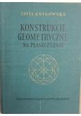 Konstrukcje geometryczne na płaszczyźnie