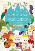 Legendy polskie. Polish legends LITERAT