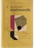 Z dziejów matematyki greckiej