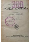 Boska Komedia ,1925r.