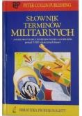 Słownik terminów militarnych