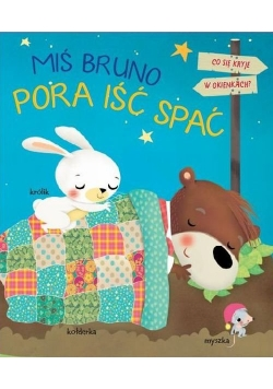 Miś Bruno Pora iść spać