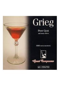 Peer Gynt and many others, płyta CD