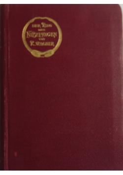 Das Rheingold. Vorspiel zu der trilogie