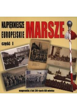 Najpiękniejsze marsze europejskie cz.1 CD