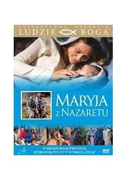 Maryja z Nazaretu, książka+ płyta DVD