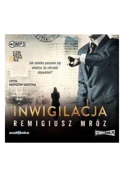 Inwigilacja. Audiobook