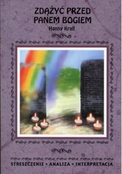 Zdążyć przed Panem Bogiem Hanny Krall
