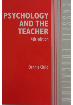 Psychology and the teacher