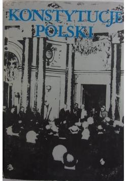 Konstytucje Polski