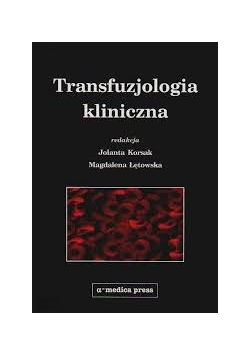 Transfuzjologia kliniczna